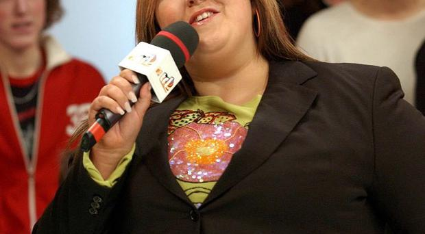 Michelle McManus will sing for the Pope