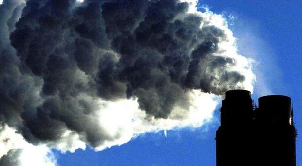 Forty workers at a Co Longford power station have been suspended
