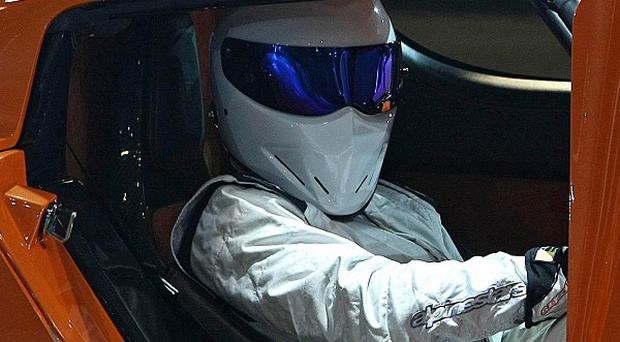 The BBC is fighting to keep The Stig from revealing his identity