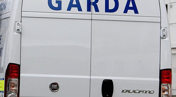 Gardai are investigating after a man was shot during a break-in at his home in Rathduffmore, Hacketstown