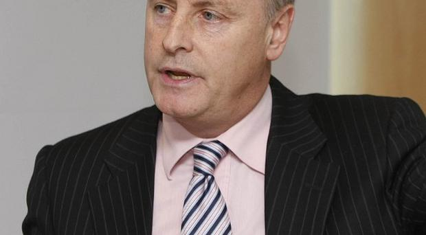 Maurice Pratt, chairman of Bank of Scotland (Ireland), which is to close