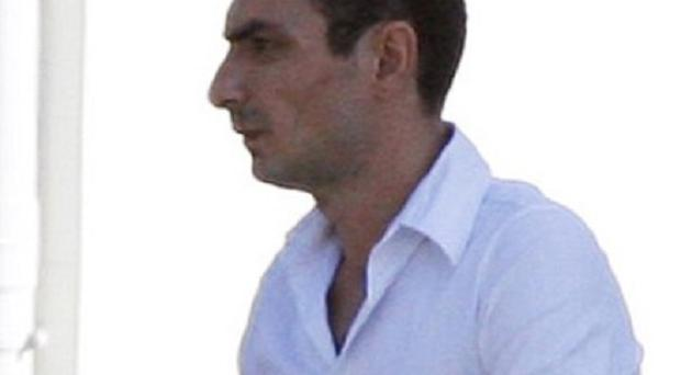Gregoris Xenofontos, alleged killer of Cypriot media baron Andy Hadjicostis