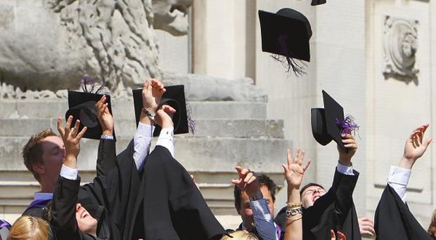 Students have snapped up 4,000 university places through clearing