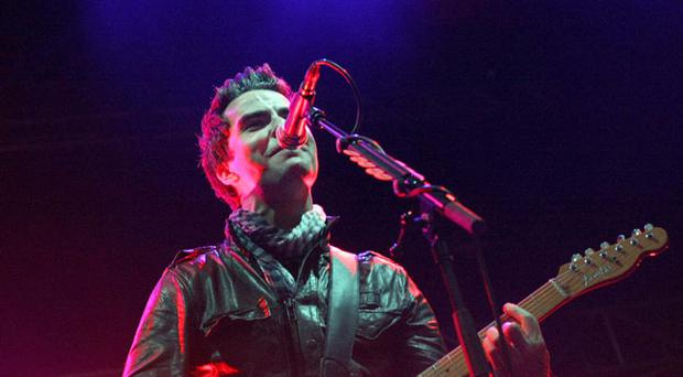 Stereophonics performing at Belsonic Festival in Custom House Square, Belfast