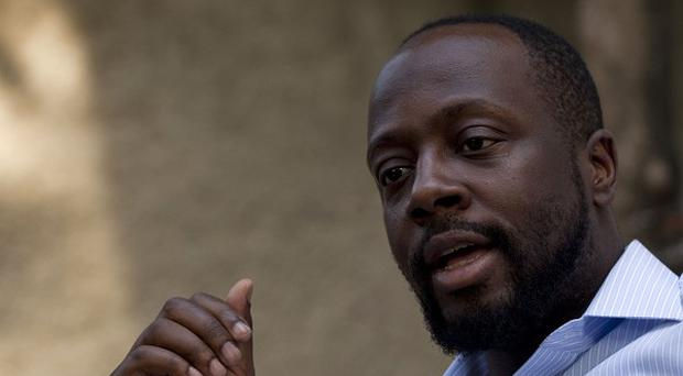 Wyclef Jean has met with the president of Haiti