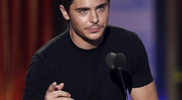 Zac Efron apparently wants the lead role in Memphis