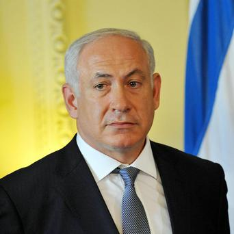 Benjamin Netanyahu has demanded that any future Palestinian state be demilitarised