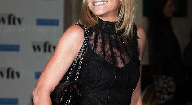 Michelle Collins has revealed she is 'not scared' of getting older