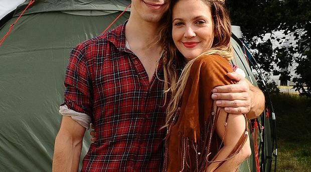 Drew Barrymore and Justin Long have refused to confirm rumours of a relationship