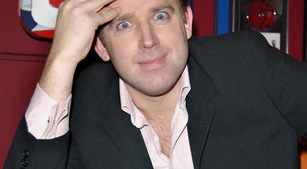 Tim Vine's joke was voted the best one-liner from Edinburgh