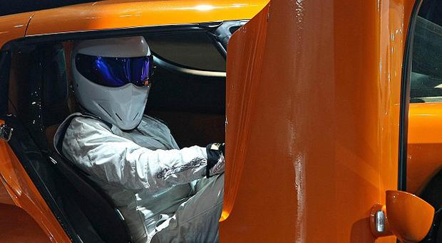 Speculation surrounds the identity of Top Gear's 'mystery man' The Stig