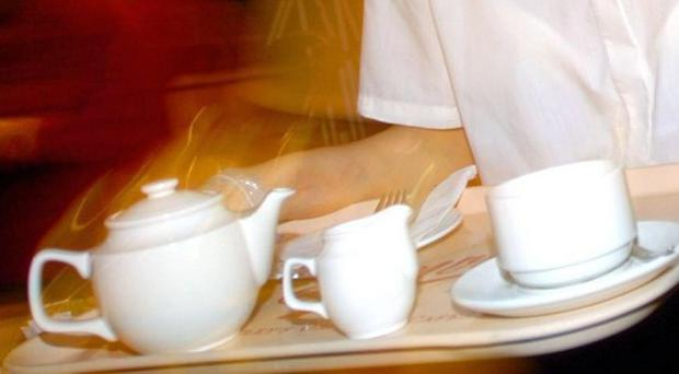 Schools are teaching pupils how to serve drinks rather than academic subjects, a study claims