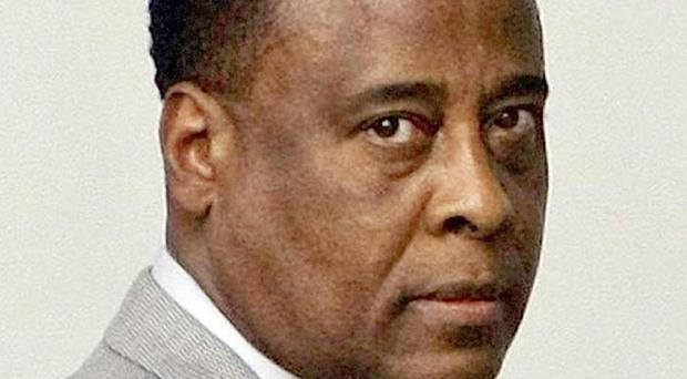 A date has been set for Conrad Murray's court appearance (AP)