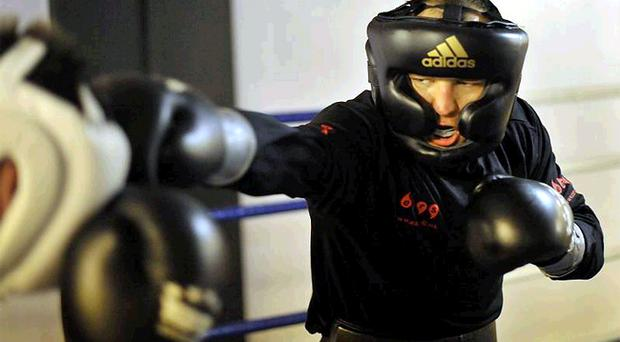 Brian Magee's preparations for next month's Dublin fight have been intense