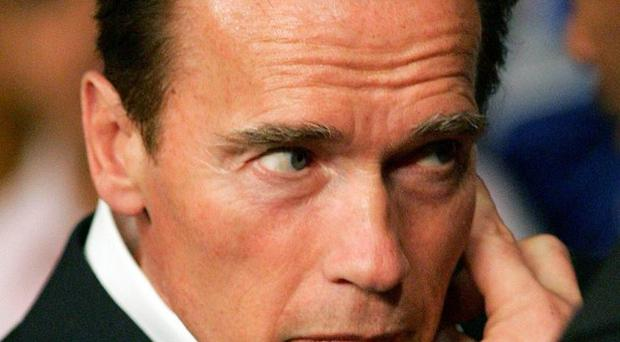 Arnold Schwarzenegger's 'I'll be back' was voted second most iconic film line