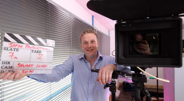 Stuart Lambe's Jaffa Productions has just completed filming of the Channel 5 talent show series Don't Stop Believing