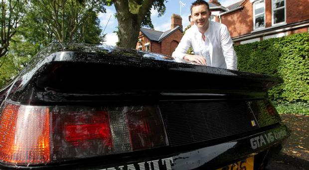 With over 20 years spent working with cars, Richard Walsh is an expert in meeting automotive needs