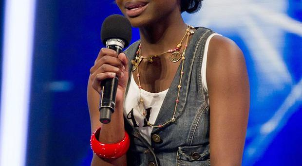 Fans criticised producers for apparently 'autotuning' Gamu Nhengu on The X Factor