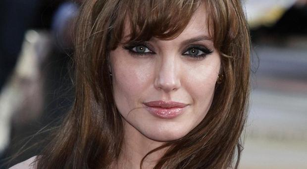 Actress Angelina Jolie 'is interested in supporting education in Bosnia'.