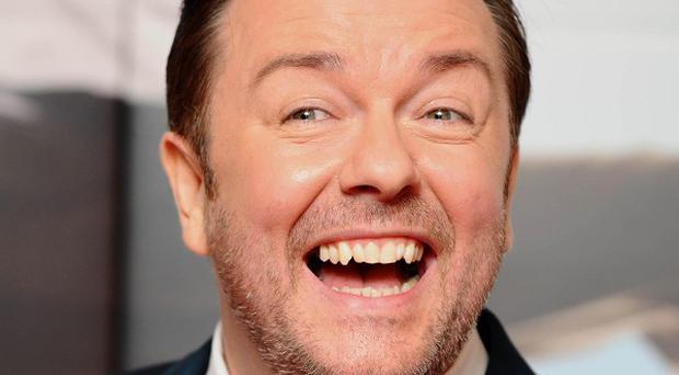 Ricky Gervais has offered his advice to Emmys host Jimmy Fallon