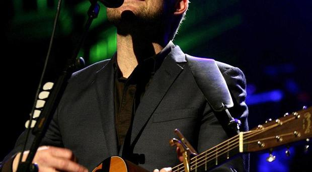 David Gray, one of the new artists have been added to the star studded line-up to mark Arthur's Day