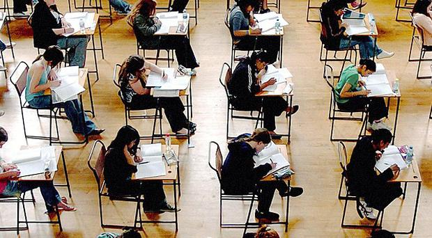 An exams board has admitted giving out lower A-level grades by mistake