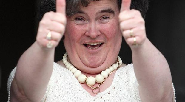 Susan Boyle will sing for the Pope during his visit to Britain