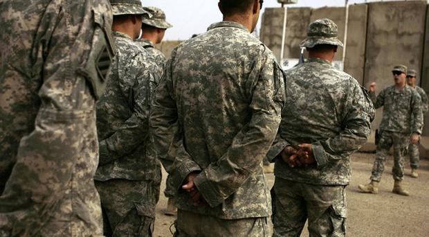 The number of US troops in Iraq has fallen below 50,000 for the first time since the 2003 invasion (AP)