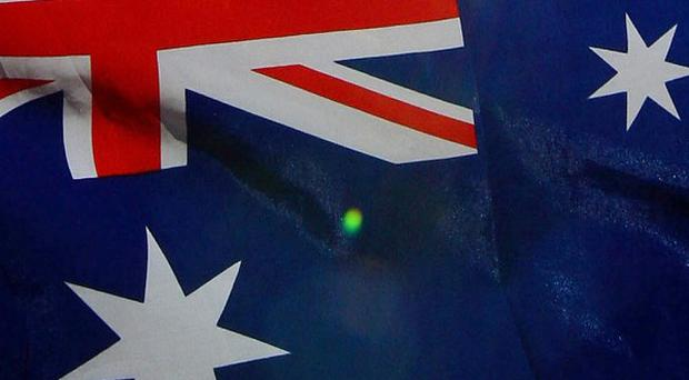 A prisoner in Australia who escaped from police was recaptured in a pub