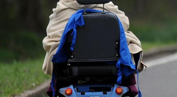 Trading standards are cracking down on rogue traders selling overpriced mobility aids