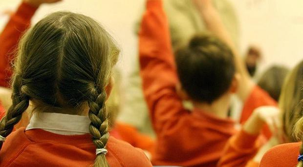 Trauncy rates in primary schools have risen
