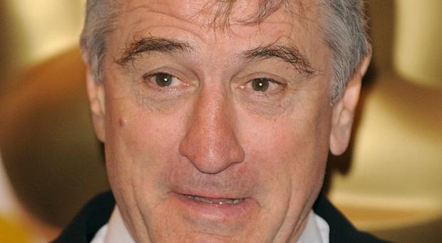 Robert De Niro stars in Meet The Parents: Little Fockers