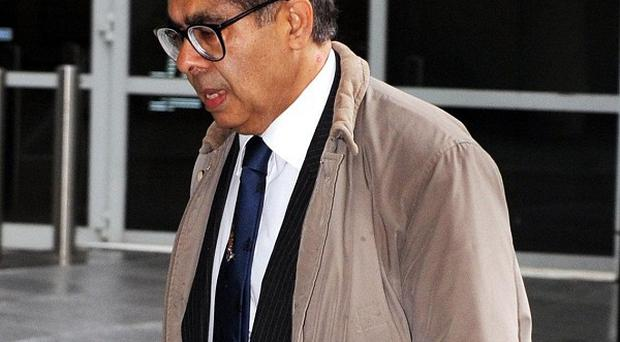 Pathologist Dr Freddy Patel ruled newspaper seller Ian Tomlinson died from natural causes at the G20 protest
