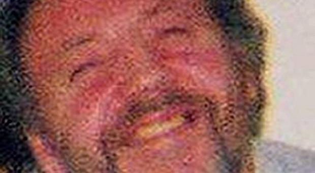 James Tomkins, one of Britain's most wanted men who is being held by Spanish police