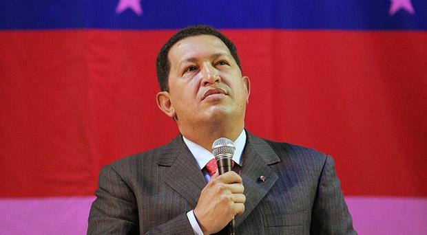 Hugo Chavez said Fidel Castro is in 'magnificent health'