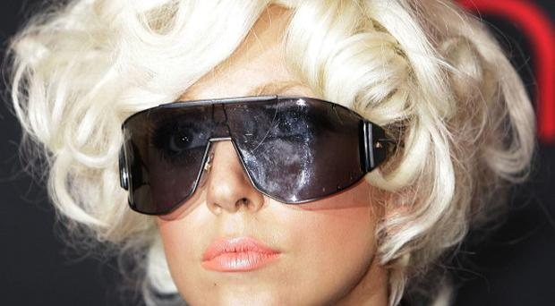 Lady Gaga is top of the Twitter celebrity league