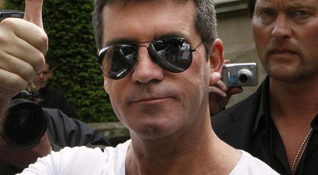 Simon Cowell said he was upset about Shirlena Johnson being dropped
