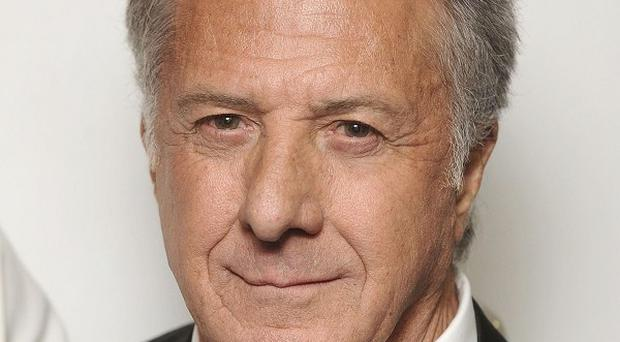 Dustin Hoffman is apparently set to appear in Little Fockers