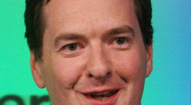The Chancellor of the Exchequer, George Osborne
