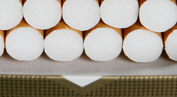 Customs officers and gardai seized 1.7 million euro worth of illegal cigarettes