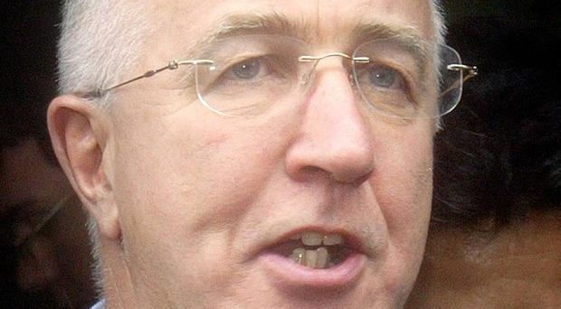 Denis MacShane has admitted he reduced a Parliamentary expenses watchdog volunteer to tears