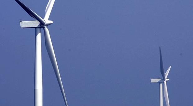 Energy chiefs have signed off on a deal to create one of the country's largest wind farms