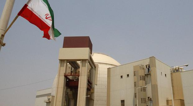 The reactor building of the Bushehr nuclear power plant (AP)