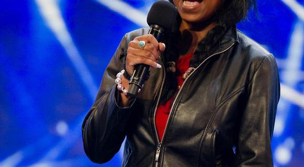Shirlena Johnson wants to return to The X Factor