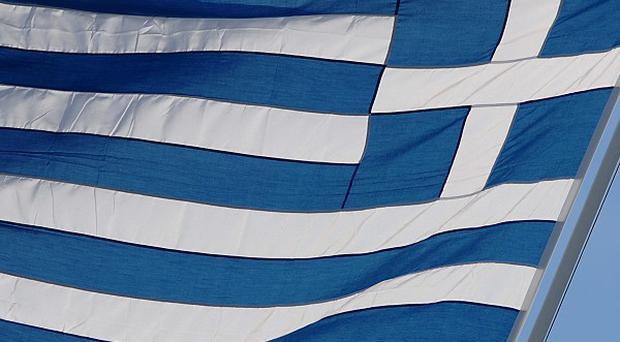 Two Greek fighter jets with three crew members on board crashed in mid-air