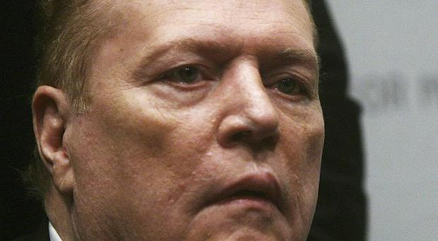 An AIDS activist group has filed a workplace safety complaint against Larry Flynt