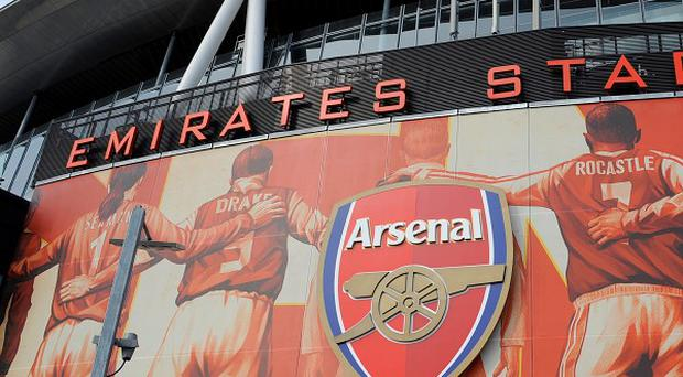 A Belfast firm has completed a re-fit at Arsenal's Emirates Stadium