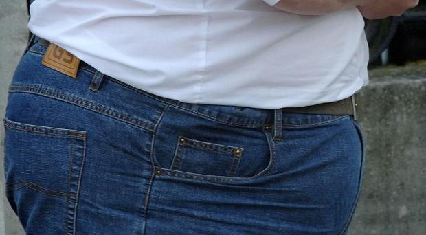 Health experts have warned of obesity's 'overwhelming' burden on the NHS