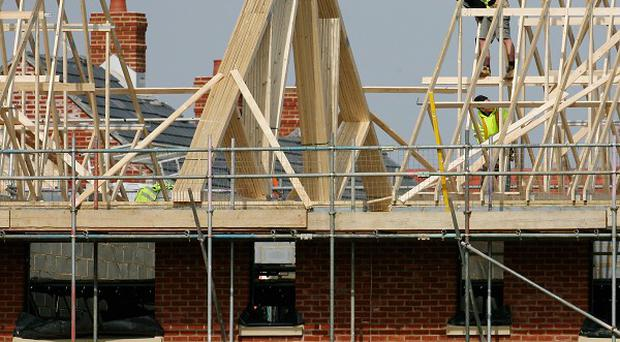 The UK construction industry has helped prop up the economy