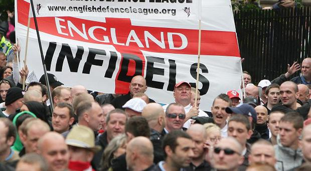 Members of the English Defence League are to stage a demonstration in Bradford